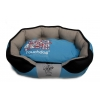 blue touchdog bed