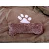 Brown Pet Bed Set