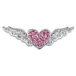 Pink Aviator Charm