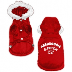 Red Aberdoggie Coat