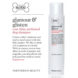 Glamour & Glisten: Coat Shine Perfumed Dog Shampoo by B.one (400ml)