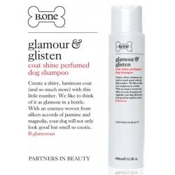 Glamour & Glisten: Coat Shine Perfumed Dog Shampoo by B.one (400ml)