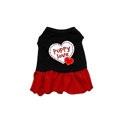 puppy love dog dress