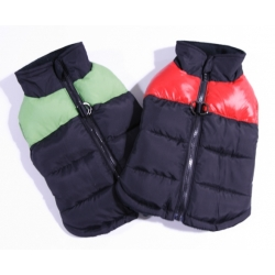 Padded Zipper Jacket