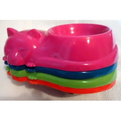 Cat Shaped Bowl