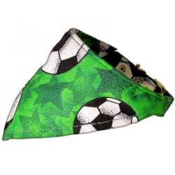 Green Soccer Bandana