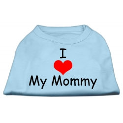 love mommy dog tshirt