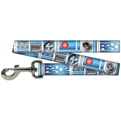 R2 D2 Star Wars Dog Lead