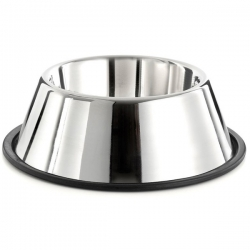 Stainless Steel Cocker Spaniel Bowl