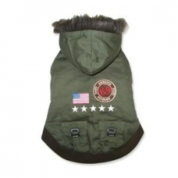 dog parka jacket