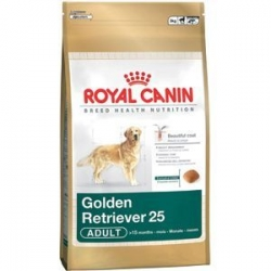 Royal canin golden retriever food