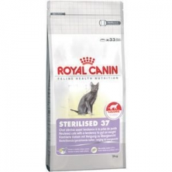 sterilised 37 cat food