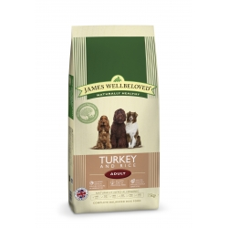 wellbeloved turkey dog food