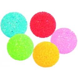 cat glitter balls