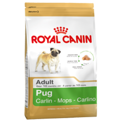 royal canin pug food