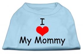 love mommy dog tshirt