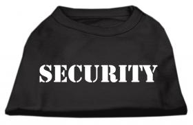 Security T Shirt