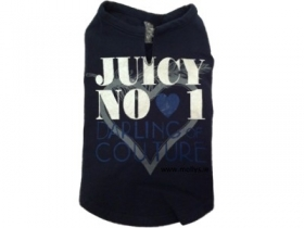 juicy couture dog tee