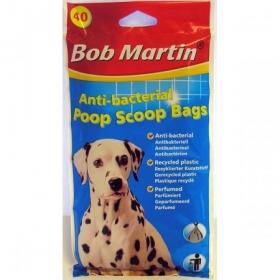 antibacterial poo bags