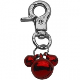 Lobster Claw Bell Charm