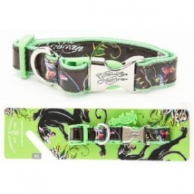 christian audigier pantherer dog collar