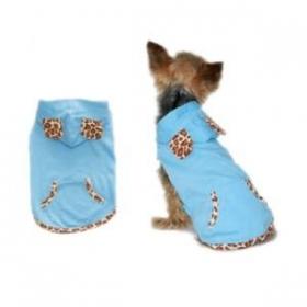 leopard ears hoodie
