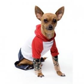 tattoo dog costume