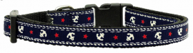 Anchors Cat Collar