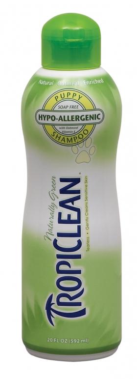 tropiclean kitten shampoo