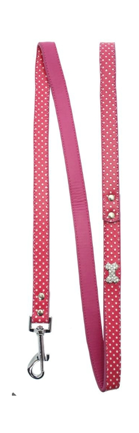 Pola Pink Dog Lead
